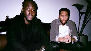Blacktag Co-Founders Akin Adebowale and Ousman Sahko. Courtesy.