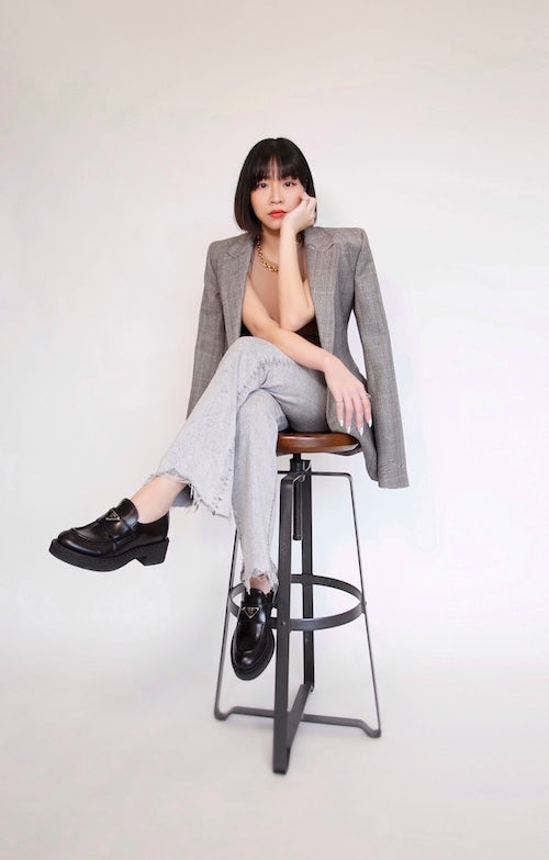 TikTok's head of fashion and beauty partnerships CeCe Vu by Angella Choe. TikTok.