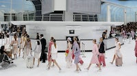 Until the pandemic, tourism from China to the EU, which tripled between 2010 and 2018 according to Eurostat, was a key source of sales for European luxury houses like Chanel. Getty Images.