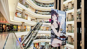 Time Square mall in Hong Kong. Shutterstock.