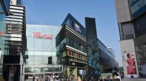 Westfield Shopping Centre. Shutterstock.