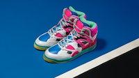 Gucci Basket sneakers. Gucci.