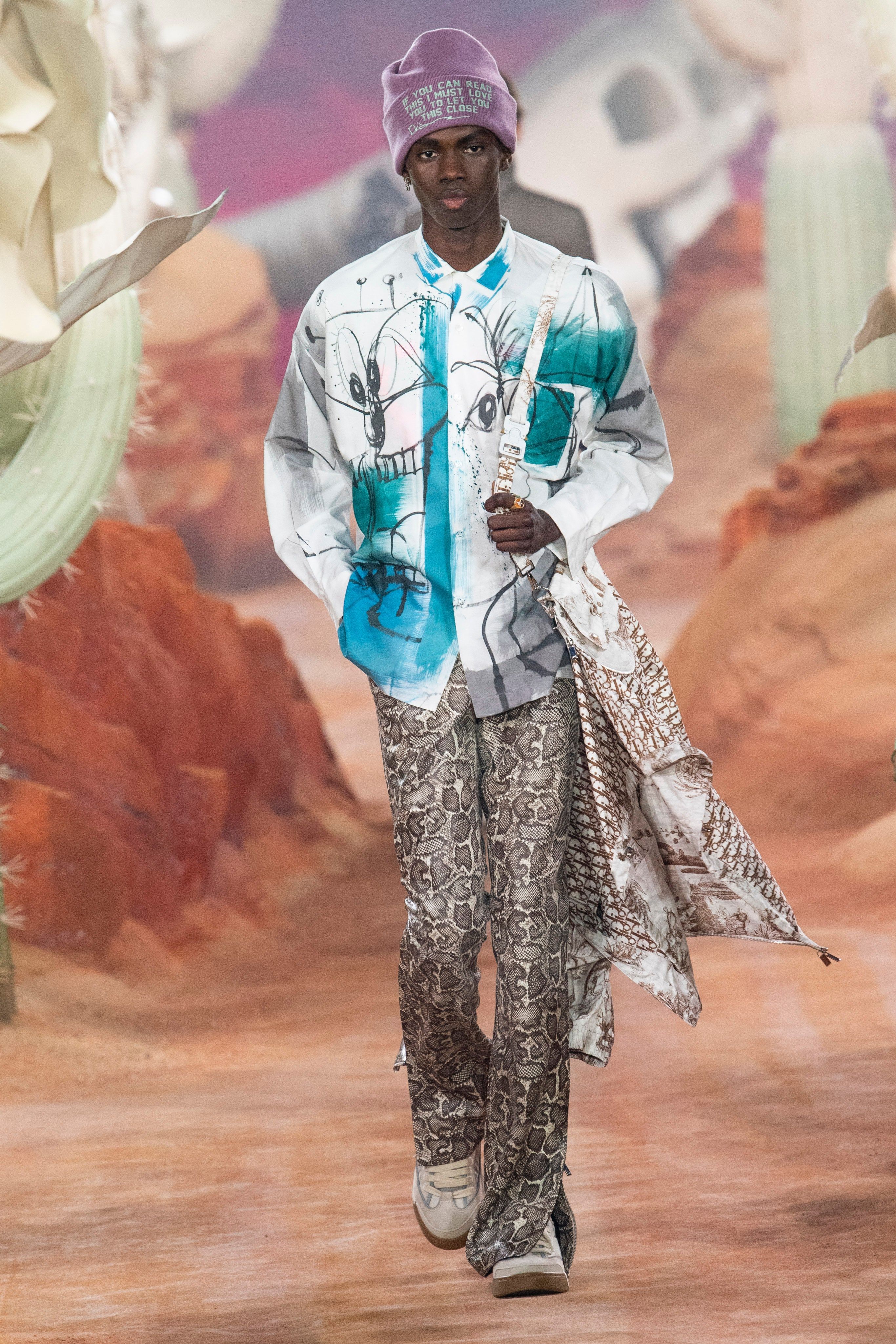Dior Spring/Summer 2022. Courtesy.