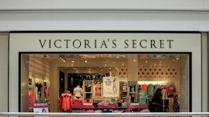 Victoria's Secret store. Shutterstock.