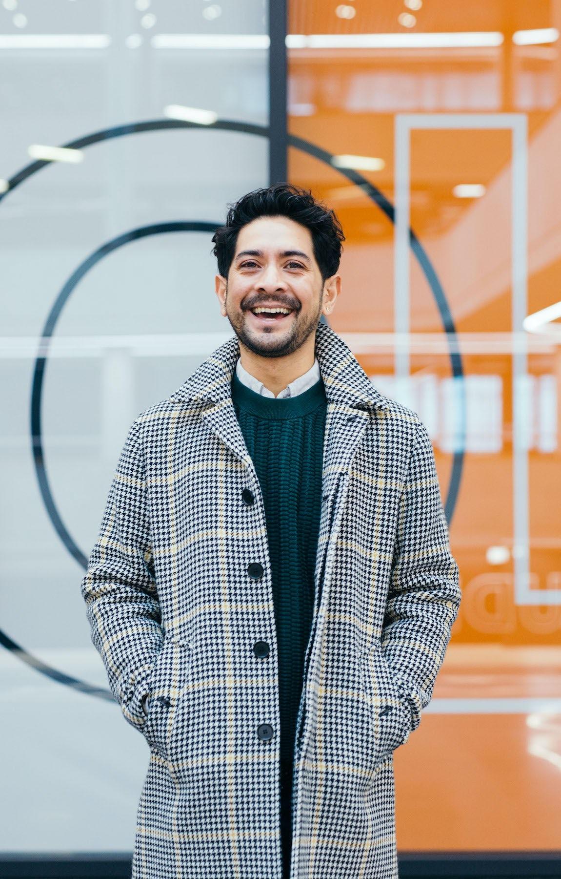 Jonny Ng, Director of Marketing Strategy and Campaigns | Source:Svenja Krueger for Zalando