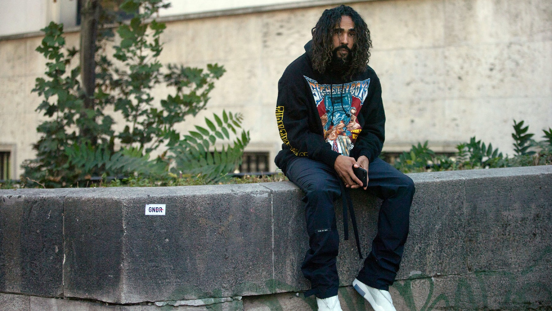 Fear of God founder Jerry Lorenzo to co-curate Shanghai's annual streetwear convention Innersect 2021. Getty Images.