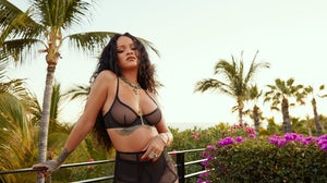 Rihanna in a Savage X Fenty campaign | Source: Facebook/SavageXFenty