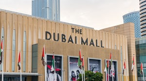 The Dubai Mall. Shutterstock.