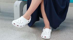 Crocs shoes. Crocs.