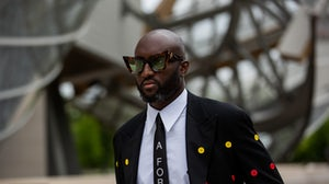 LVMH has agreed to acquire a 60 percent stake in the trademark for Virgil Abloh's luxury streetwear label Off-White, deepening the relationship between the creative director and the French luxury conglomerate. Getty Images.