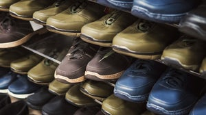 莆田每年生产超过13亿双鞋。百叶窗