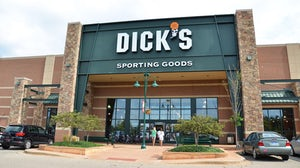 Dick's Sporting Goods. Shutterstock.