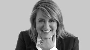 Tanya Golesic is Mackage's new chief executive. Courtesy.