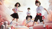 A new generation of Chinese parents thinks differently about child rearing, and children's fashion. Balabala.