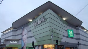 A Falabella Store in Talca, Chile. Wikimedia Commons.