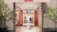 A rendering of the Allure store in Soho. Allure.