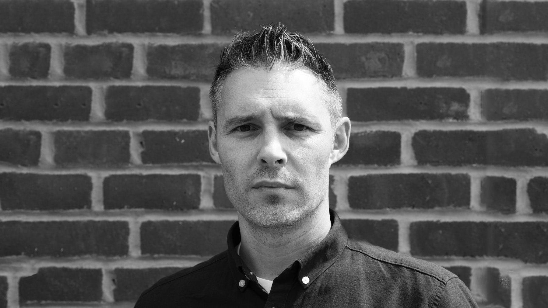 Managing director and co-founder of Dimension Studio, Simon Windsor. Dimension Studio.