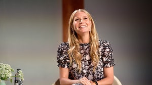 Gwyneth Paltrow speaking at the In Goop Health Summit   Source: Getty Images