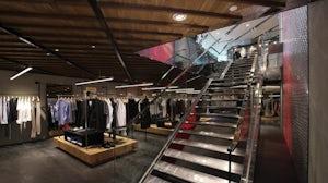 Inside I.T's multi-brand store in Hong Kong. Courtesy.