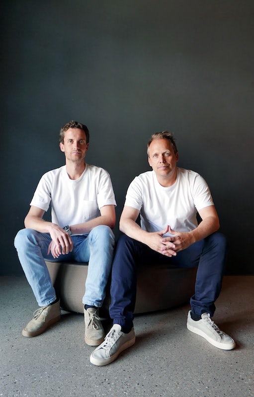 Horizn Studios co-founders Jan Roosen and Stefan Holwe. Horizn Studios.