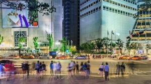 Seoul, South Korea. Shutterstock.