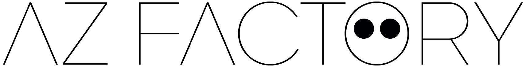 AZ Factory Logo. AZ Factory.