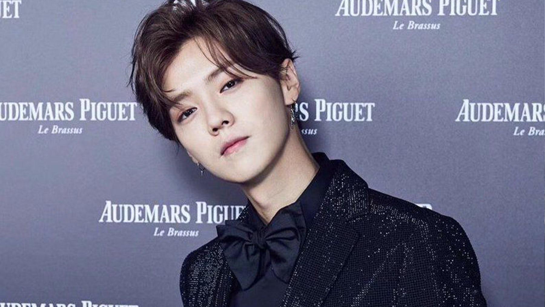 Lu Han had been a brand ambassador for Audemars Piguet since 2018. Lu Han Studio Official Weibo.