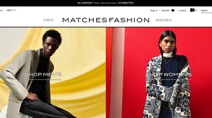 Competition in the online luxury market is heating up. MatchesFashion.