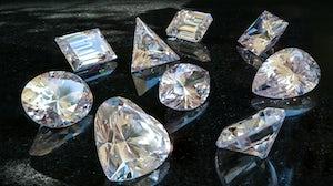 Diamonds. Shutterstock.
