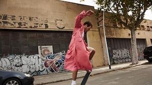 German Skater and Model, Embwoi for Zalando's Summer Campaign, 'Activists of Optimism'. Jorde Perez Ortiz.