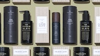 """Caldera + Lab's men's-focused skin care is sold with a focus on """"resilience"""" and """"craftsmanship."""" Courtesy."""