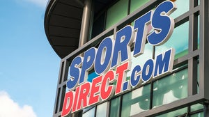 Sports Direct storefront. Shutterstock.