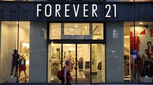 Forever 21 is returning to the China market following a high profile exit in 2019. Shutterstock