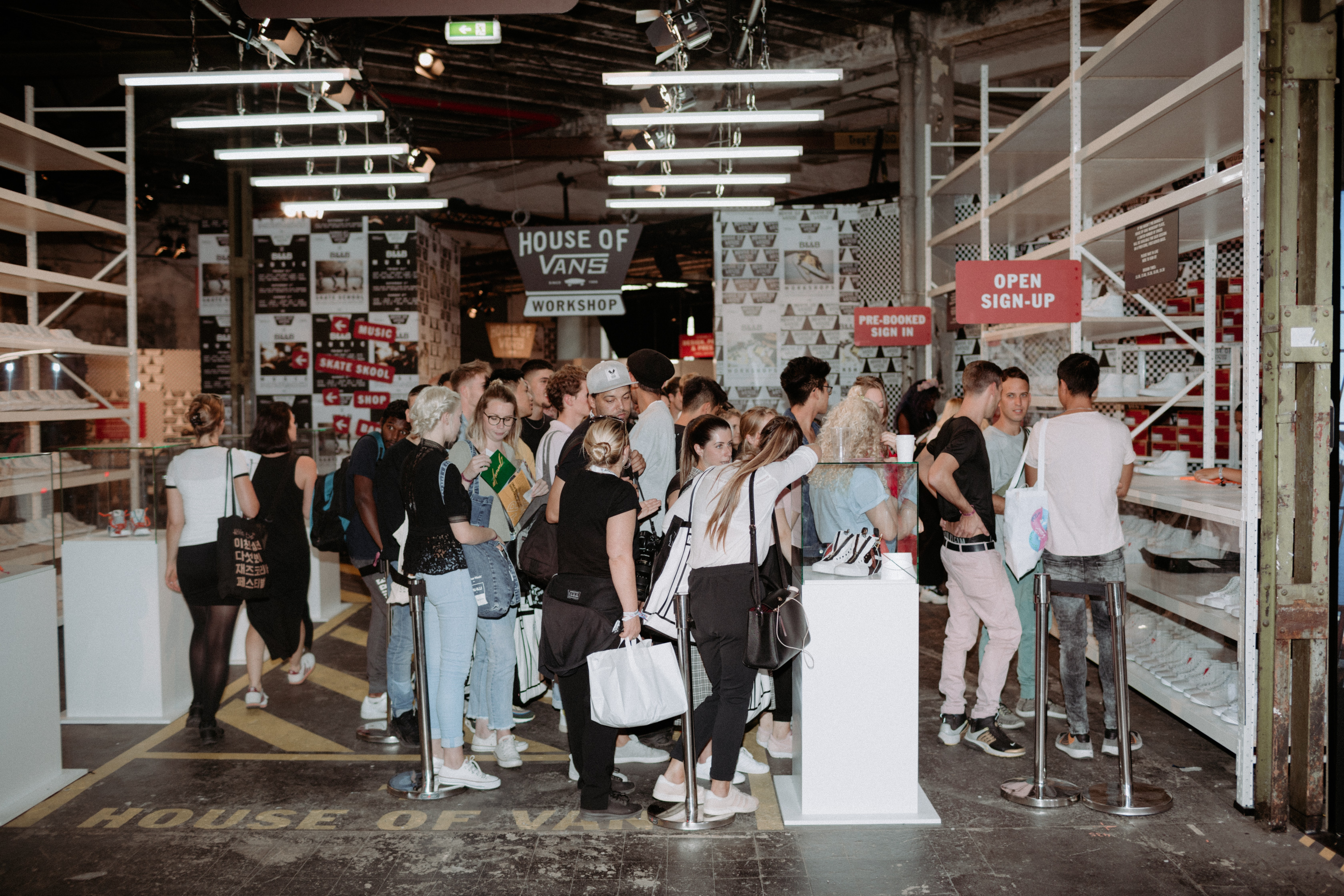 Vans at Bread & Butter by Zalando | Source: Courtesy