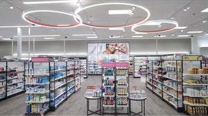 Target's beauty section. Courtesy.