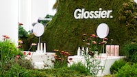 Glossier's Seattle pop-up. The brand will open its first new permanent location in the city. Courtesy Glossier.