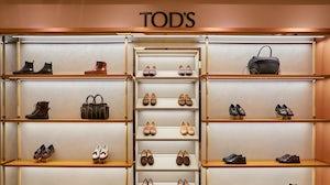 Tod's store. Shutterstock.