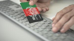 Afghan E-Commerce Platform. Shutterstock.