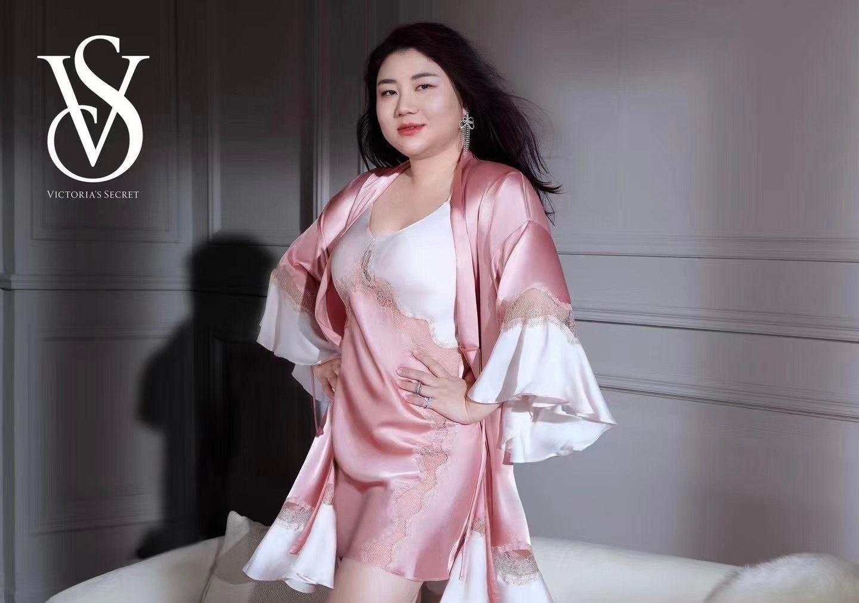 Yang Tianzhen for Victoria's Secret. Victoria's Secret.