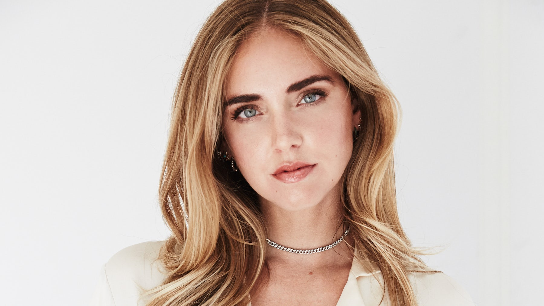 Chiara Ferragni, founder of The Blonde Salad. Chiara Ferragni.
