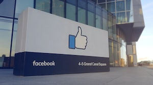 Facebook, among other tech giants, are investing heavily in shopping features to drive revenue growth. Shutterstock.