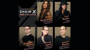 The Shein X 100K challenge show will feature a star-studded panel of five judges. Shein.