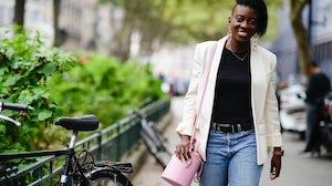 Nikki Ogunnaike, digital director at Harper's Bazaar. Tyler Joe