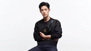 Xiao Zhan is the new face of Tod's. Tod's