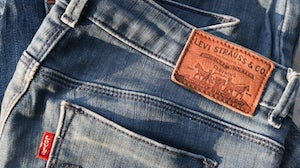 Levi Strauss & Co. enters the activewear market. Shutterstock.