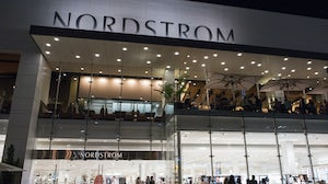 Nordstrom at The Grove, Los Angeles. Shutterstock.