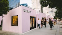 Glossier at The Current by WS Development