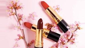 Revlon lipsticks. Revlon.