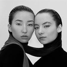 Alissa Aulbekova and Paula Sello. Tré Koch