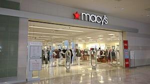 Macy's store. Shutterstock